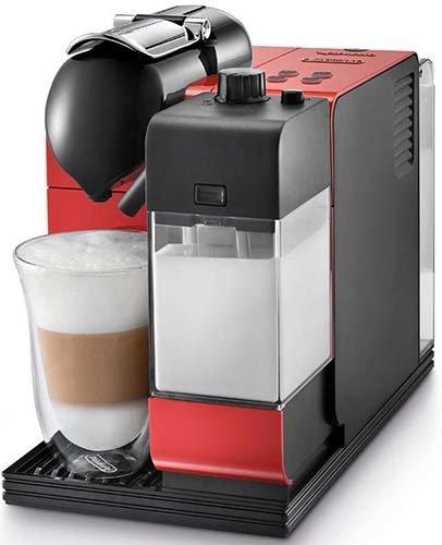 Oryginał Ekspres na kapsułki Delonghi Nespresso EN520R | EKSPRESY DO KAWY VO76