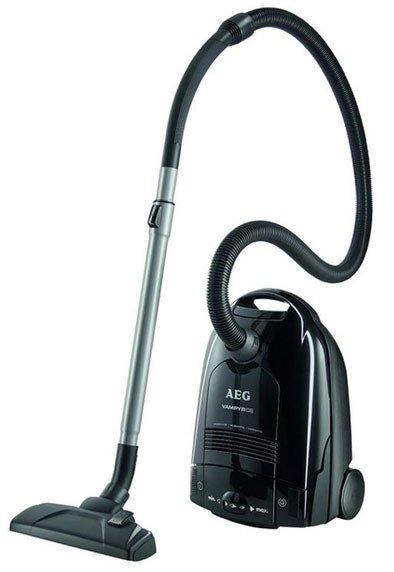 Odkurzacz workowy aeg electrolux ce4120el+ 2200w Zdjęcie