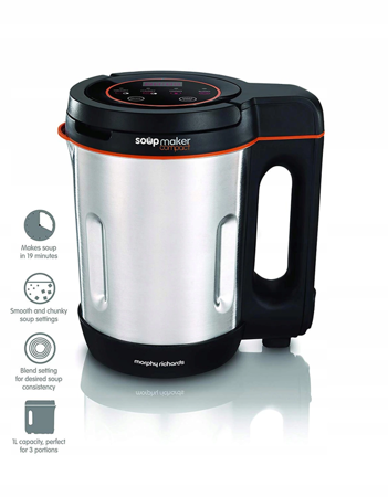 BLENDER Zupowar Morphy Richards 61393